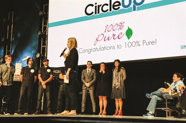 CircleUp selected 100% Pure and LightStim as potential candidates for future investments.