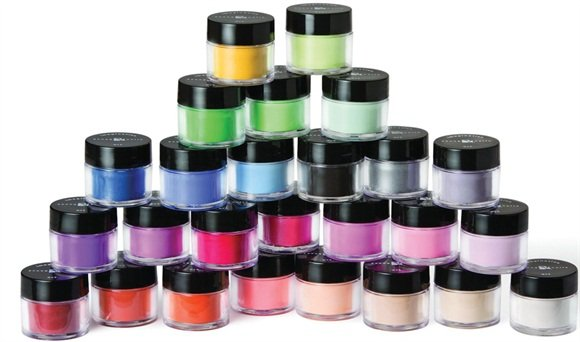 Young Nails Colored Acrylic 2 Cnd Perfect Color Powder Collection 3 Lechat Nail Care Products Architecture Cabaret