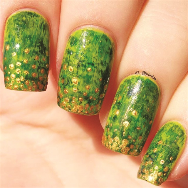 Nail Art Spa Warsaw In: Artist Goes Back To Nature
