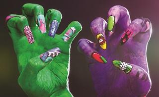 <p>Nails by Hope Szymanski</p>