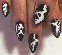 <p>Nails by Jamie Peery Warren</p>