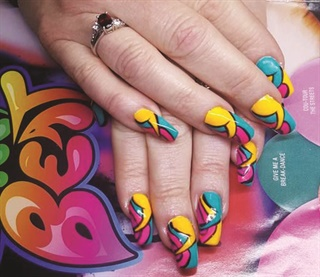 <p>Nails by Monique Scott</p>