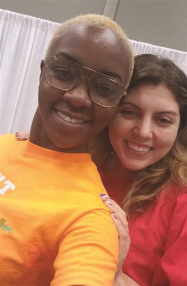 <p>I enjoyed meeting Ashley of <br />@the_manicurestudio at Premiere Columbus.</p>