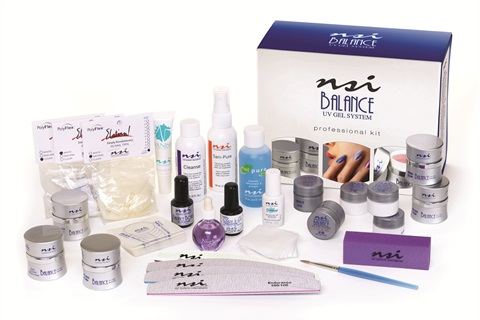 The Nsi Balance Uv Gel Professional Kit Features Every Tool A Student Needs To Grow Into Level Includes Many Diffe Options
