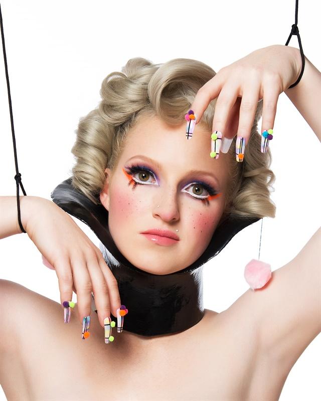 Nails by Cassandra Clark