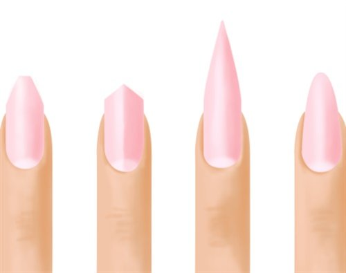 Anything Apart From Your Average Full Set Should Be Charged For Including Any Shape Diffe Square Shaped Nails I Usually Start Shapes At 10