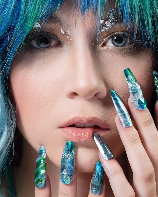 Nails by Victoria Zegarelli
