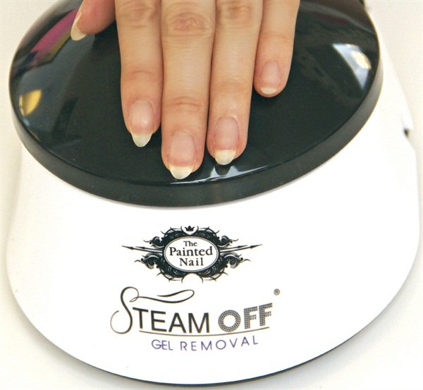 Remove Gel-Polish with The Painted Nail\'s Steam Off - Technique ...