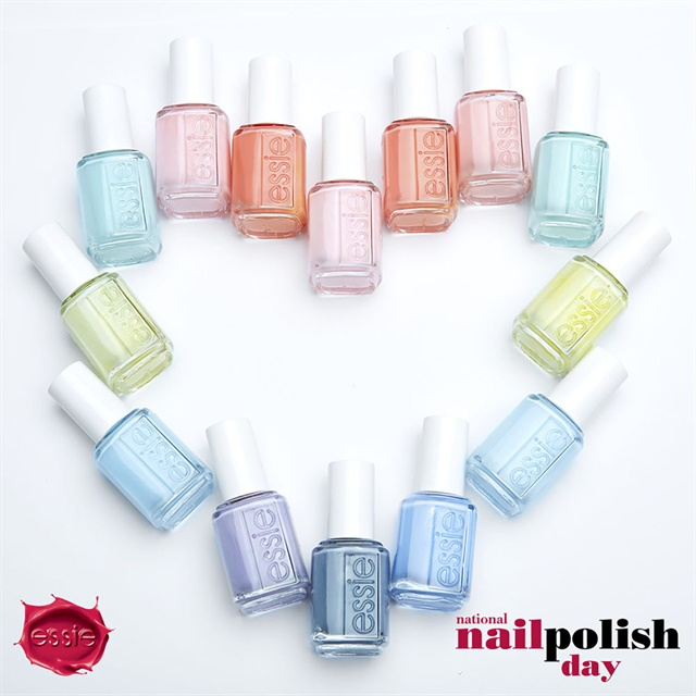 Essie Announces First Annual National Nail Polish Day - Style ...