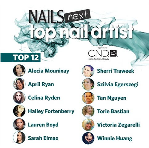 <p>You could be in our NAILS NTNA Top 12 2016! All you have to do is try.</p>
