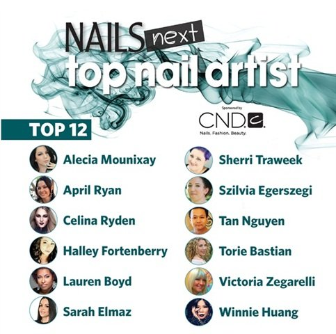 You could be in our NAILS NTNA Top 12 2016! All you have to do is try.