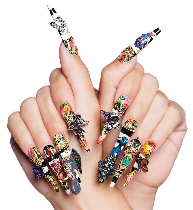 Nailzini A Nail Art Blog: NAILS Next Top Nail Artist Frequently Asked Questions