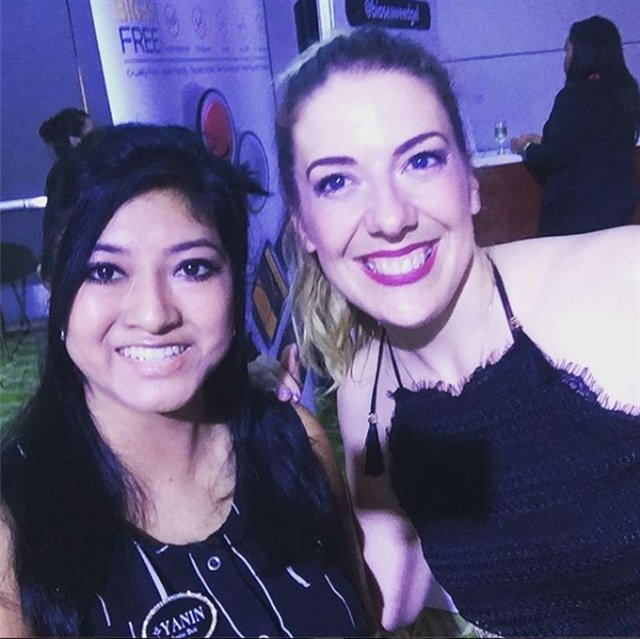 <p>With Lauren Wireman</p>
