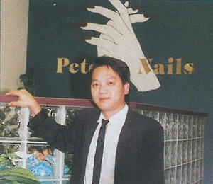 <p>Peter Ha, originally from Vietnam, combines technical skills with business savvy to run a successful salon. </p>