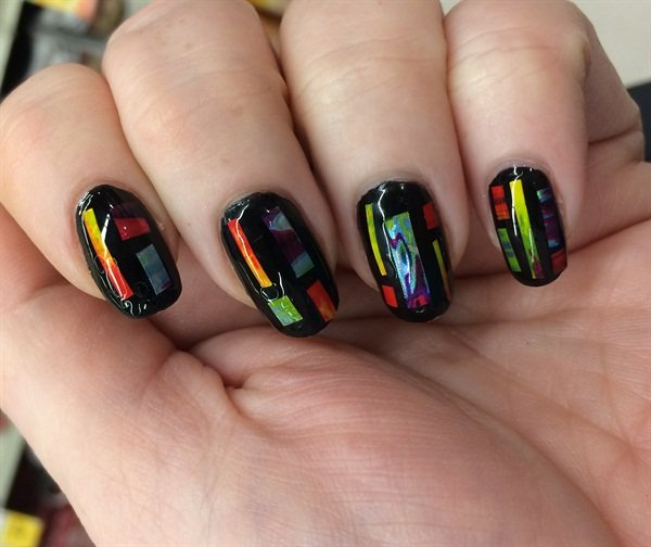 How to apply empower nail art nails magazine it was really hard not to keep admiring them in the california sunshine while i was driving prinsesfo Images