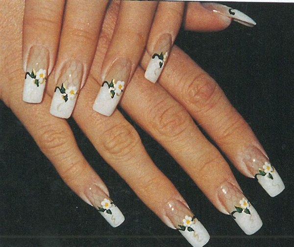 Readers Choice Winners For Best Reader Nail Art Of 1995 Style