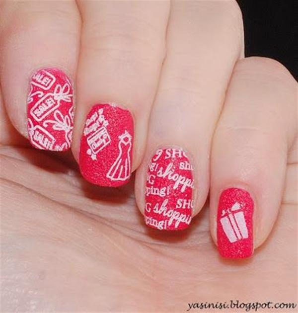 Nail the sale nails magazine nail art by marta sniegocka poznan poland prinsesfo Gallery