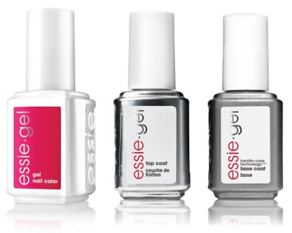 Essie\'s LED Gel System Application and Removal - Technique - NAILS ...