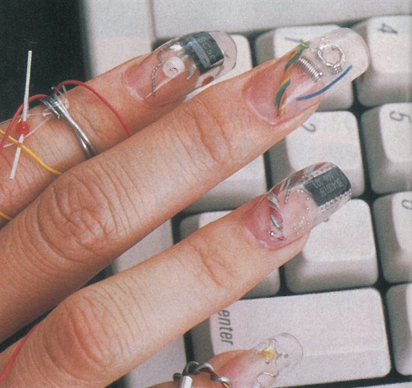Tech Masters The New Technology - Style - NAILS Magazine