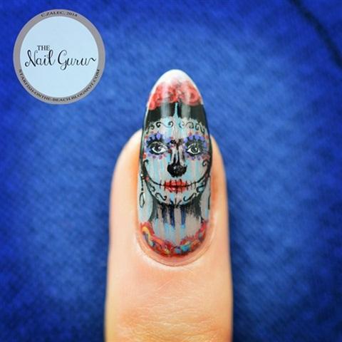 <p>Nails by Christina Z., Canada</p>