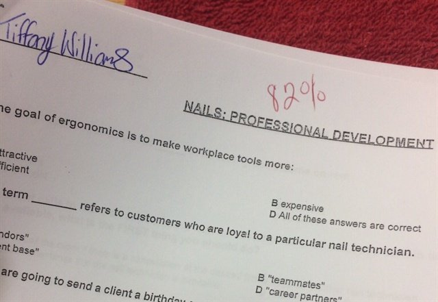 Week 5: Anatomy, Physiology, and High Scores! - - NAILS Magazine