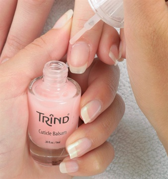Trind Cosmetics Perfect System - Technique - NAILS Magazine