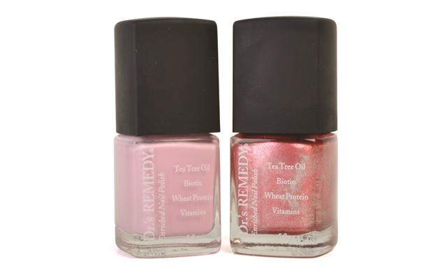 Enriched, Vegan Pink Polishes Nourish Nails - Health - NAILS Magazine