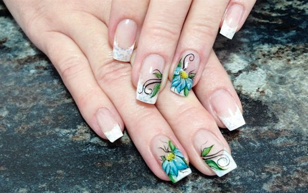 Kari McQuitty Is An Amore Educator And Owner Of The Salon All About Nails In Alberta Canada Where She Also Offers Training Courses For Nail Techs