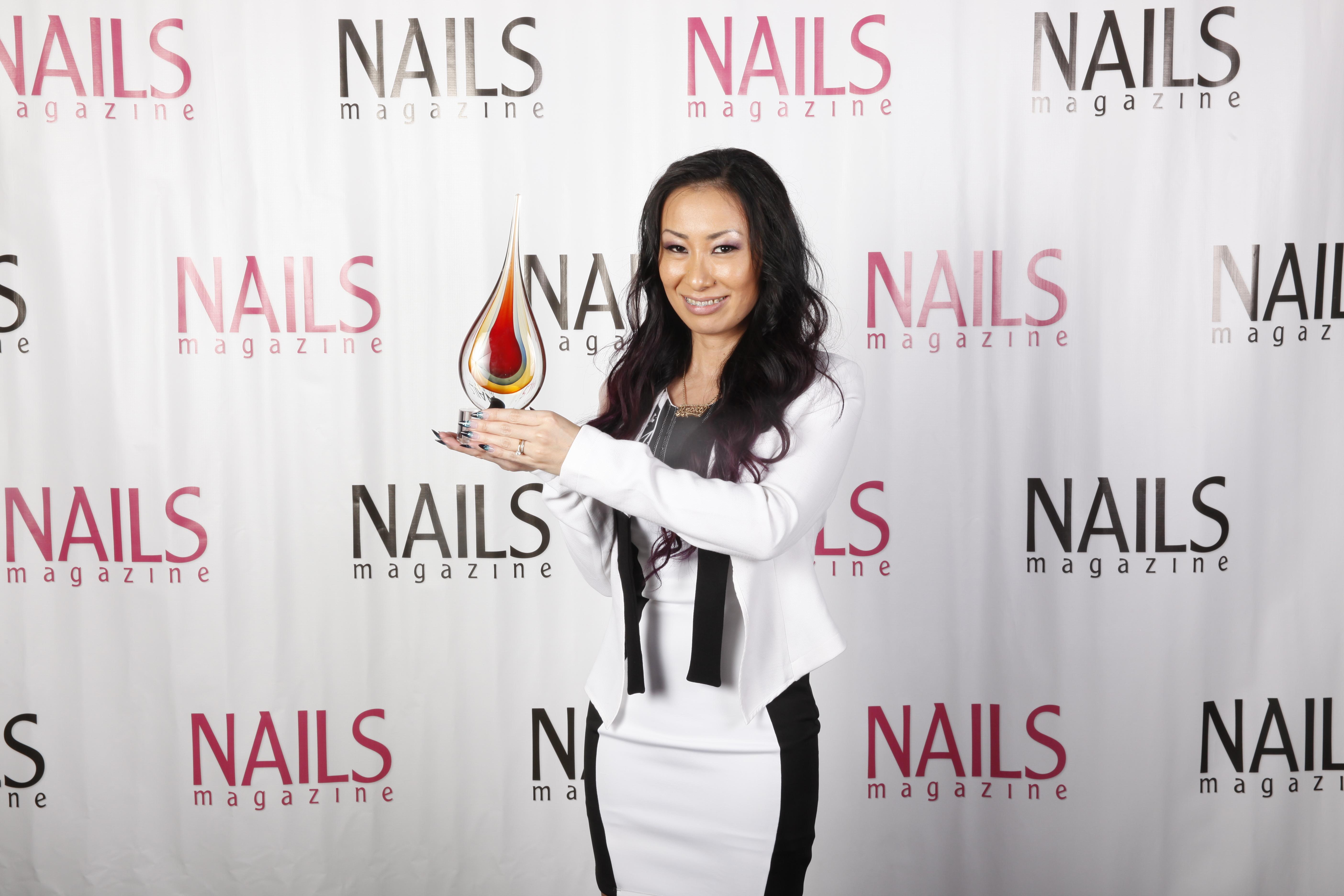 Ryoko Garcia Named NAILS Next Top Nail Artist