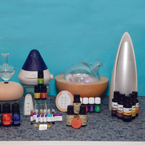 Retail Boutique: Essential Oils and Diffusers