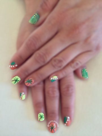 <p>Katie Masters @nailthoughts</p>