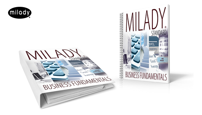 Milady Standard Business Fundamentals Now Available