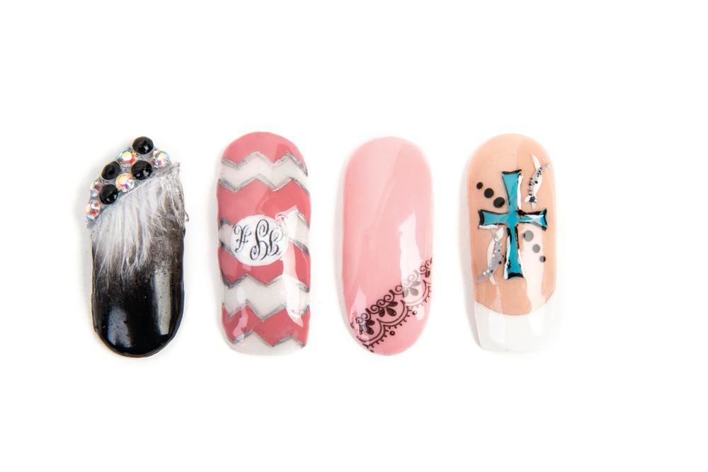 <p>Jenny Lynn,&nbsp;Nails by Jenny Lynn,&nbsp;Blue Ridge, Ga.</p>