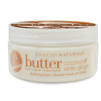 Coconut and White Ginger Butter Blend