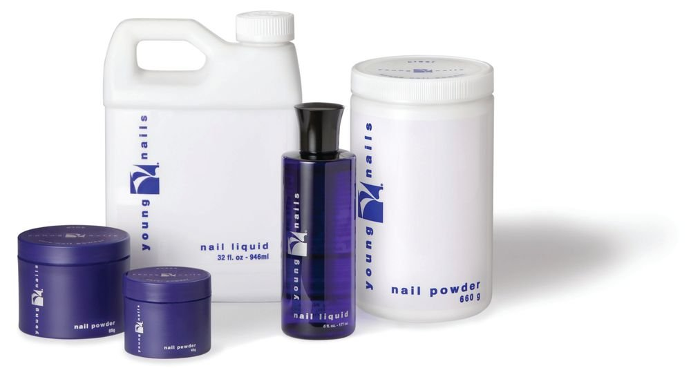 <p>Young Nails&rsquo; Acrylic System was created with exact particle blend technology that gives you flawless consistency and superior adhesion. The Speed Clear Acrylic is ideal for a crystal clear, glass-like transparency. The product begins to set in 60 seconds and is chemically designed to work with Young Nails&rsquo; Nail Liquid. The liquid is easy-to-use and low-odor and features optical brightener and color stabilizers.</p>