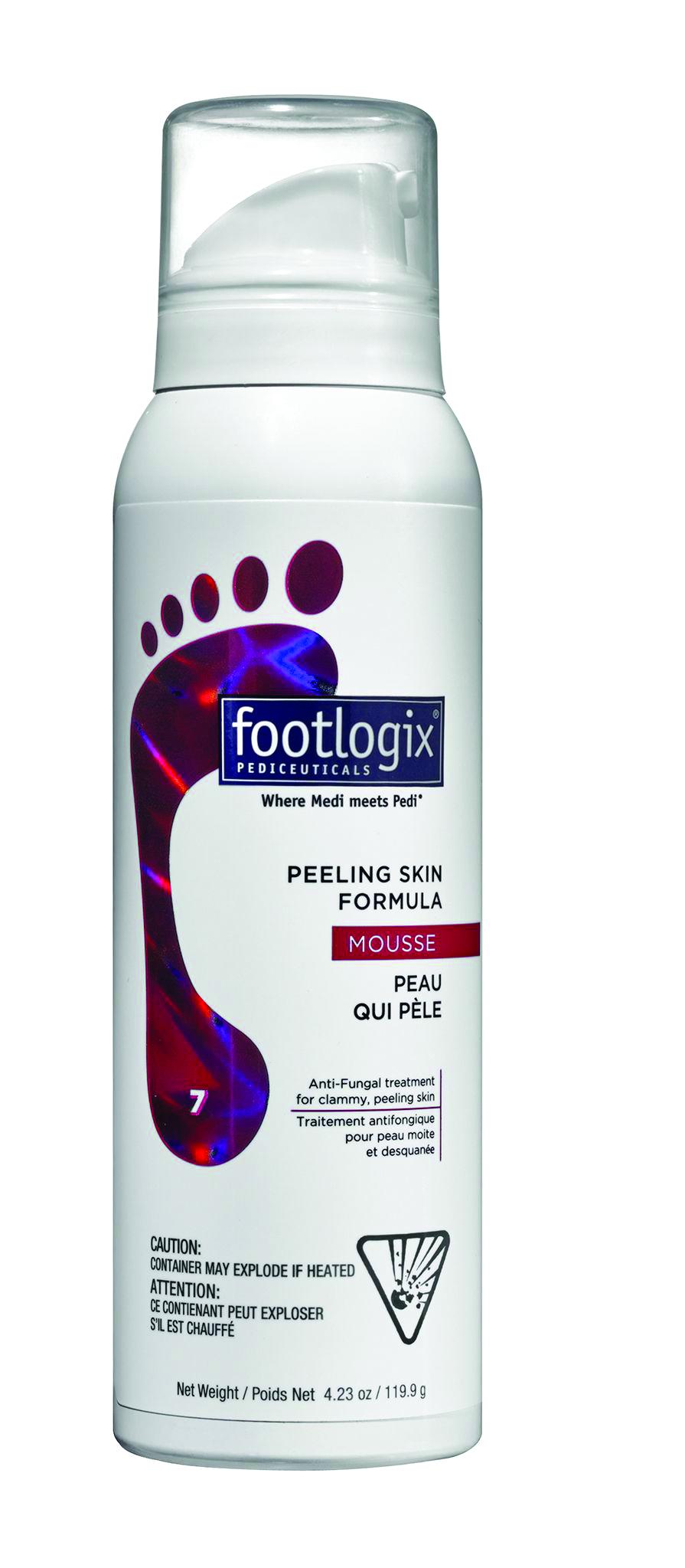 Peeling Skin Formula