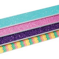 Glitter Nail Files