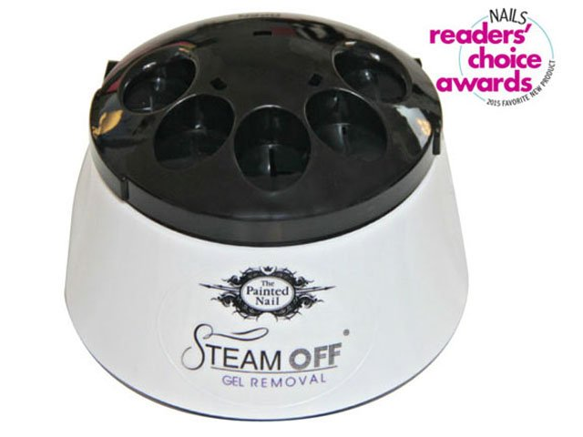 <p><strong>16. The Painted Nail</strong>: Steam Off Gel Removal System</p>