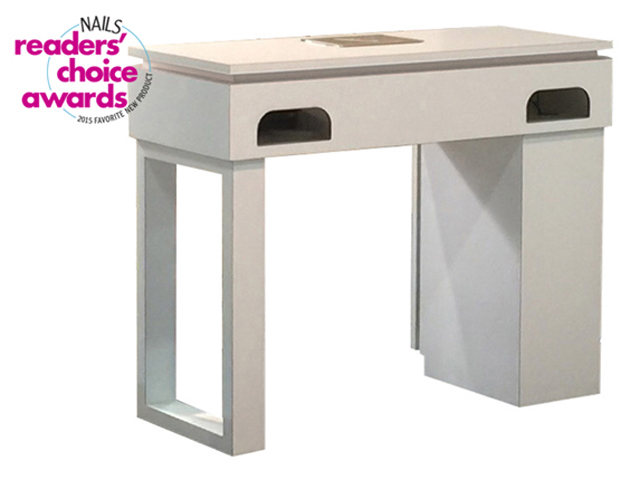 <p><strong>19. Whale Spa</strong>: Valentino&nbsp;Manicure Table with Flush Mount Valentino Filtration System</p>