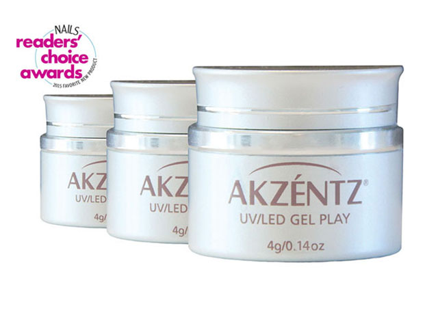 <p><strong>10. Akz&eacute;ntz</strong>: Gel Play UV/LED</p>