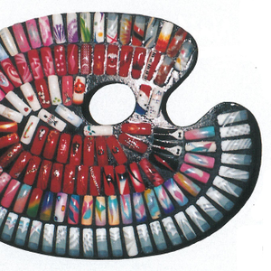 Display Your Nail Art With Flair