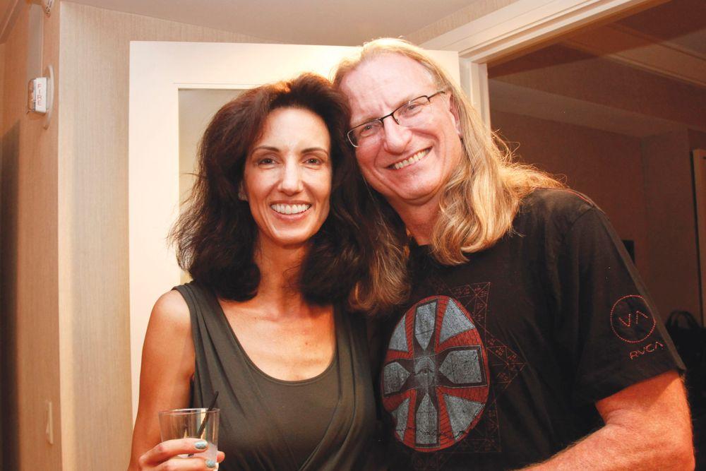 <p>Star Nail&rsquo;s Christina Jahn and Doug Schoon</p>