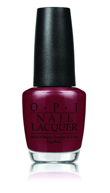 <p>OPI in Lost in Lombard.&nbsp;</p>