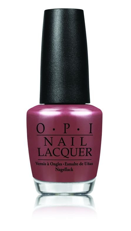 <p>OPI in Chicago Champagne Toast.&nbsp;</p>