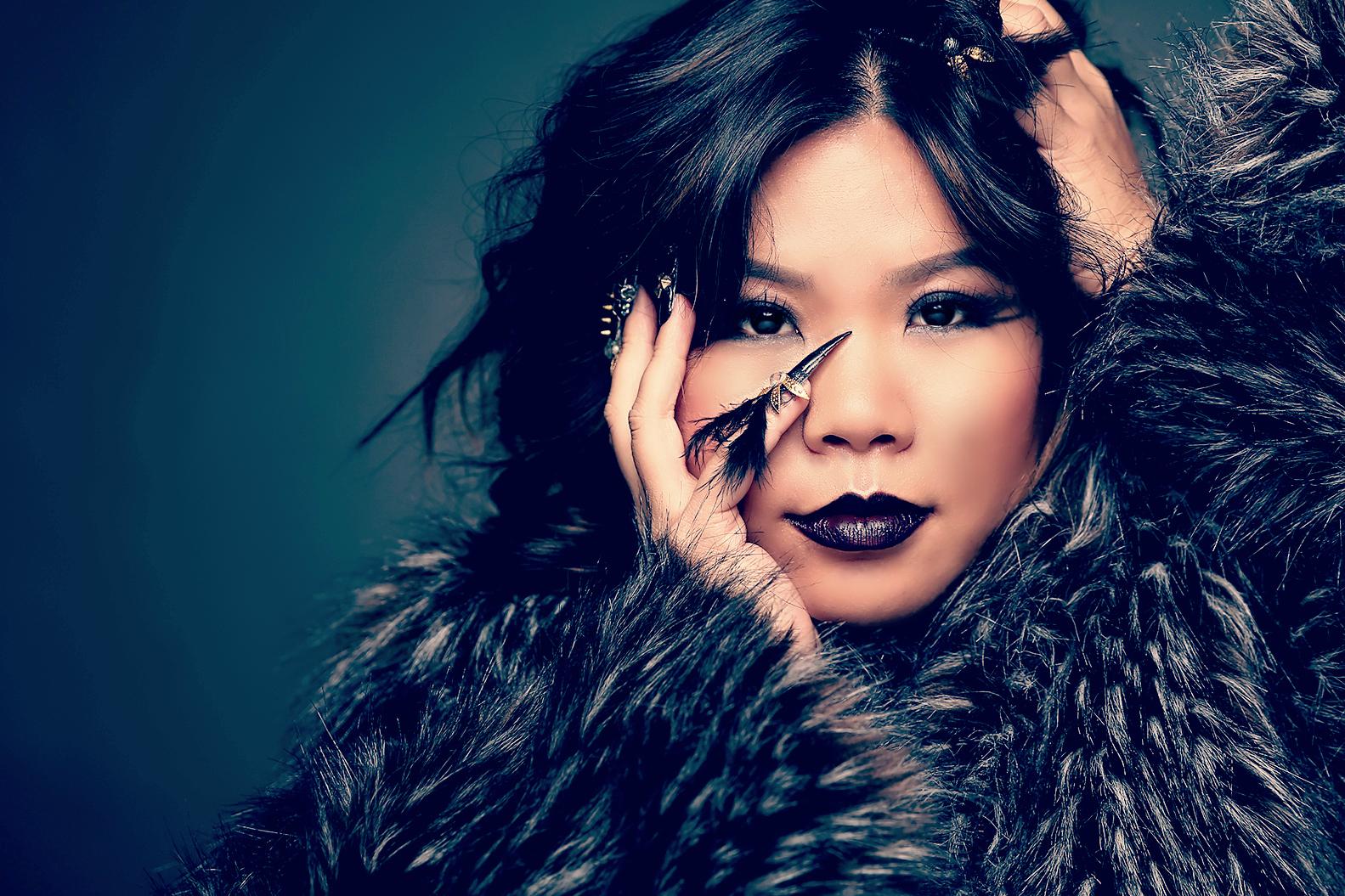 NAILS Names Winnie Huang Next Top Nail Artist