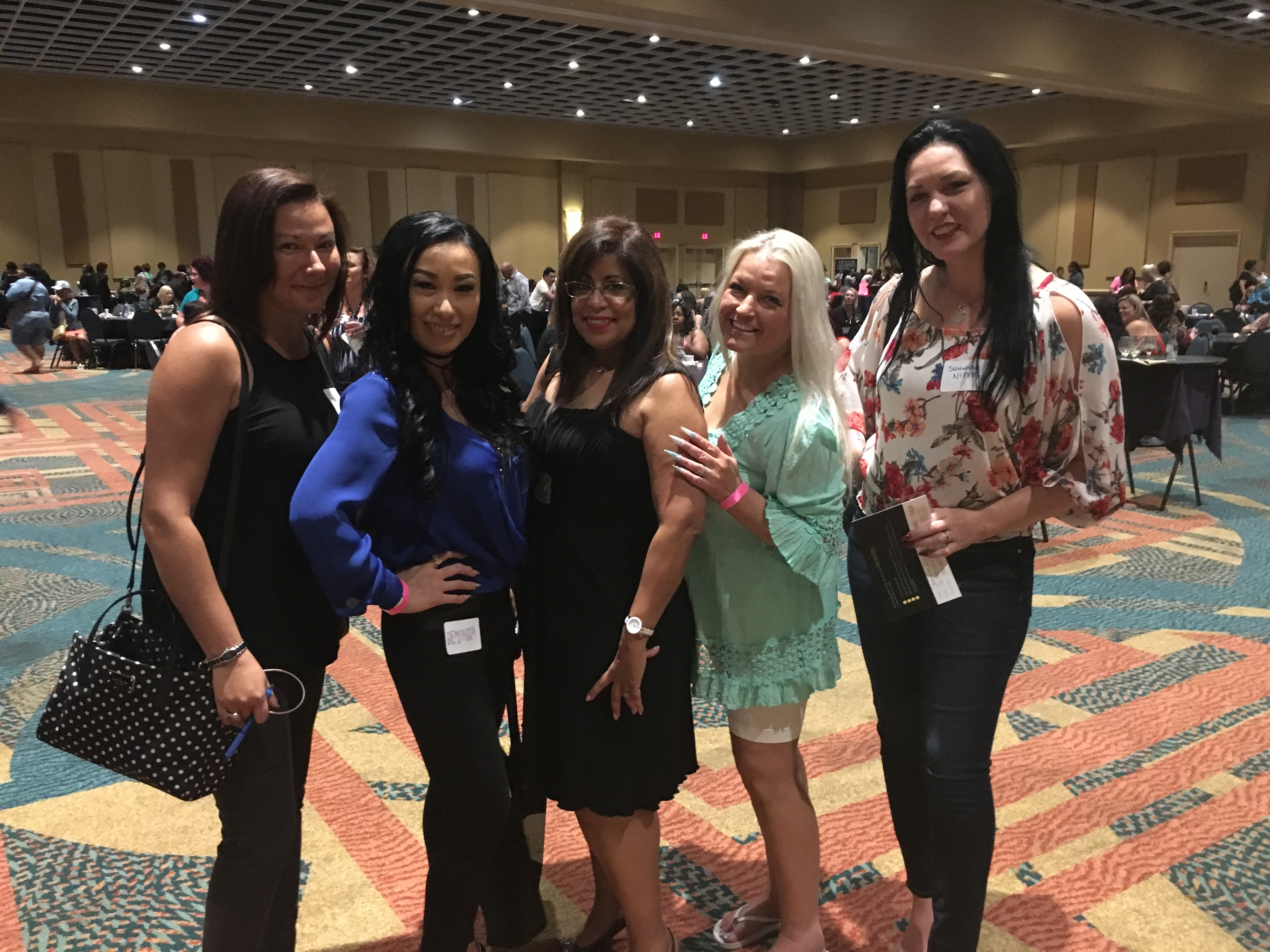 Nail Tech Networking Event at Premiere Orlando 2017