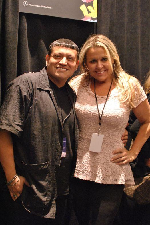 <p>Mr. Luis and Pattie Yankee</p>