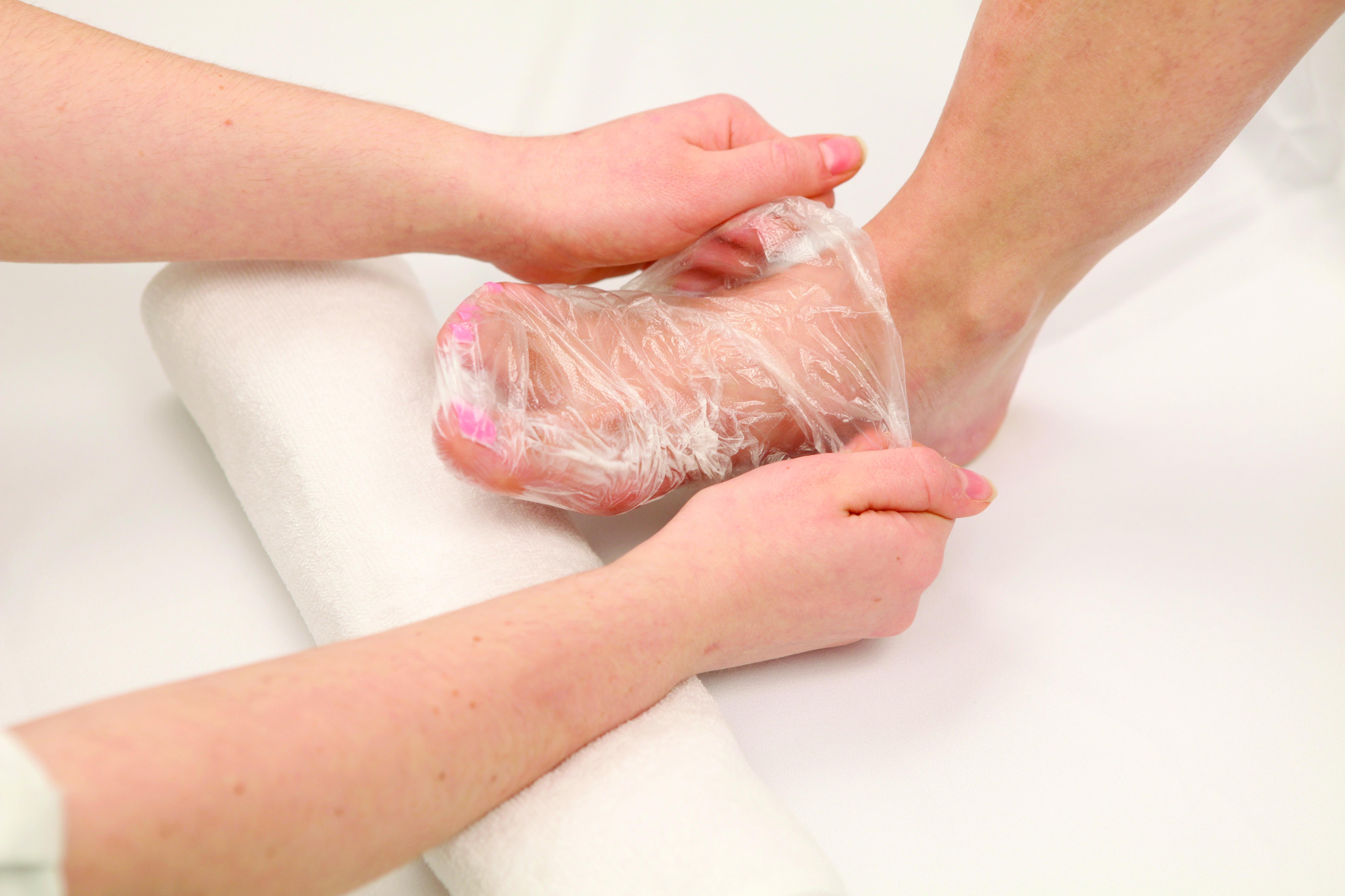 How to Use Bodipure Keratin Socks