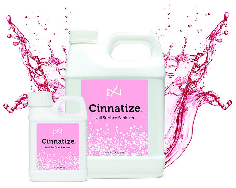 Nail Surface Sanitizer