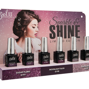 Sparkle & Shine Winter Gel Collection
